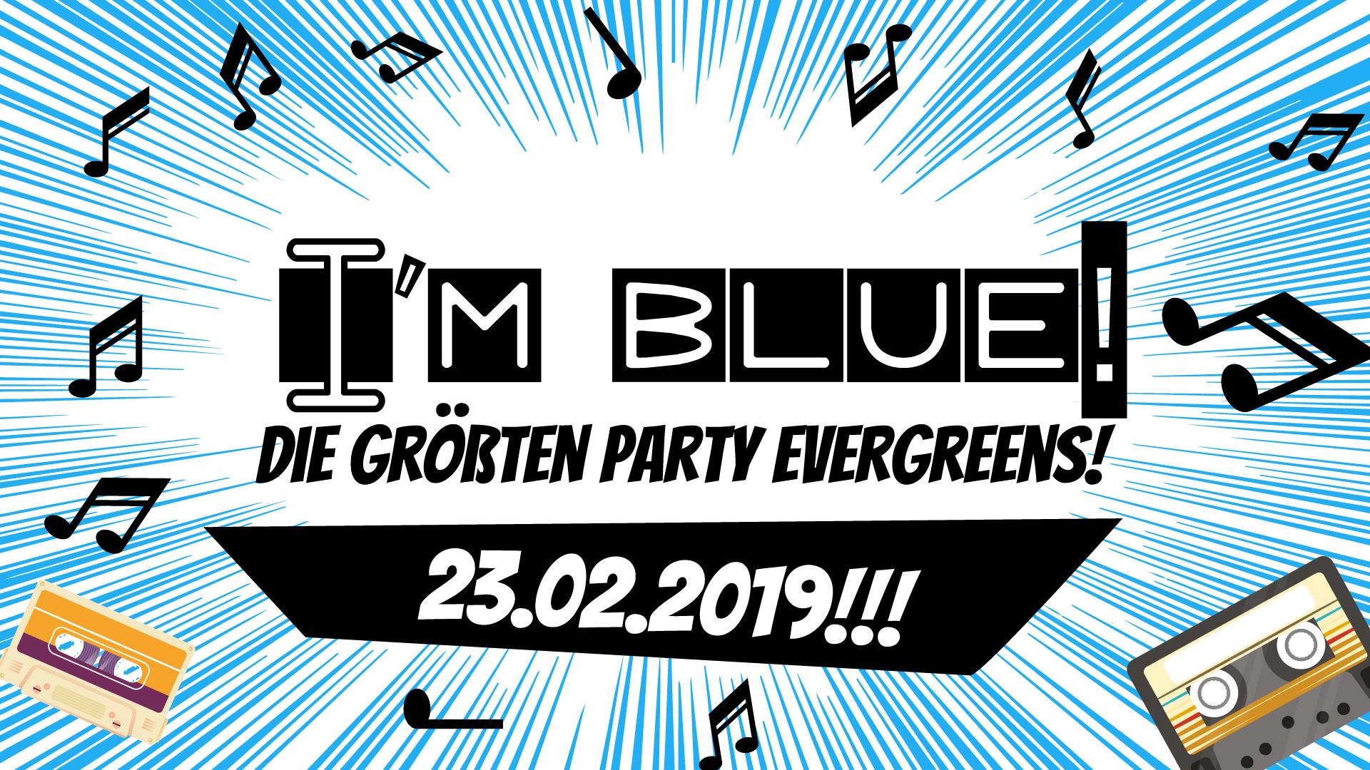 I'm-blue!